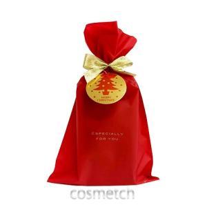クリスマス セルフラッピングセット レッド Sサイズ N #13X'mas|cosmetch