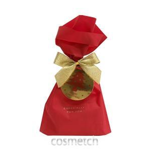 クリスマス セルフラッピングセット レッド SSサイズ N #12X'mas|cosmetch
