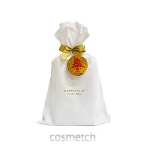クリスマス セルフラッピングセット ホワイト Mサイズ N #11X'mas|cosmetch