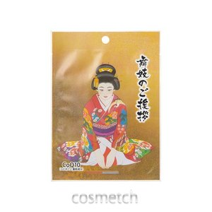 舞妓マスク CoQ10 1枚 N (マスク・パック)