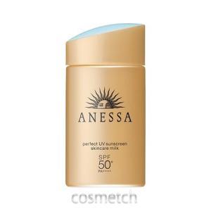 【2点までメール便選択可】 アネッサ・パーフェクトUV スキンケアミルク 60ml (日焼け止め)|cosmetch