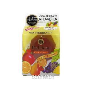 明色化粧品・DETクリア ブライト&ピール ピーリングソープ 100g (ソープ・固形石鹸)|cosmetch