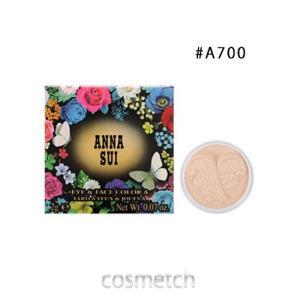 【9点までメール便選択可】 アナスイ・アイ & フェイスカラー A #700 (チーク・頬紅・アイシャドウ) cosmetch