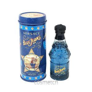 ヴェルサーチェ・ブルージーンズ EDT 75ml SP (香水) テスター|cosmetch