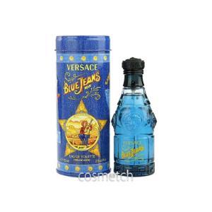 ヴェルサーチェ・ブルージーンズ EDT 75ml SP (香水)|cosmetch