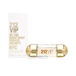 キャロライナヘレラ・212 VIP EDP 30ml (香水)