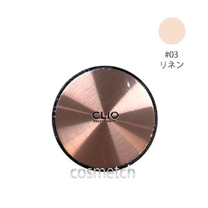 クリオ・キルカバーアンプルクッション #3 リネン 15gx2 N (リキッドファンデーション) 免...