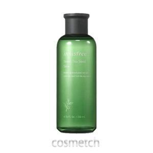 グリーンティー成分*1が肌の内側*2まで潤いで満たし、みずみずしくなめらかな肌に整える化粧水。  *...