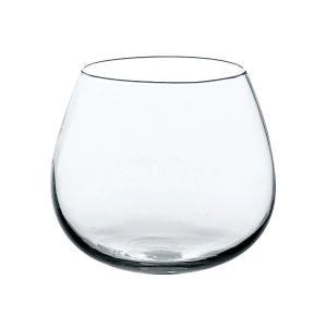 【ゆらゆらかわいい ブラブラタンブラー】 グラスの底が丸く、ゆらゆらと揺れる様子がかわいらしいタンブ...