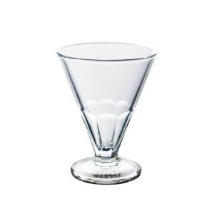 パフェグラス パフェ 215ml  6個セット 東洋佐々木ガラス  (P-02203)