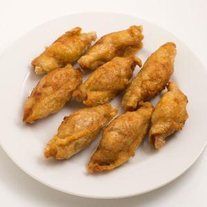 コスモフーズの鶏皮ぎょうざ500gパック|cosmofoods