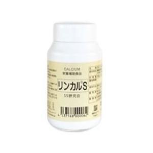 日本製正規品保証 男の子産分けカルシウム リンカルS 120錠 カルシウム加工食品【賞味期限:202...