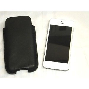 Leather field SEFIA オイルドレザーベルトオンケース iphone5|cosmos