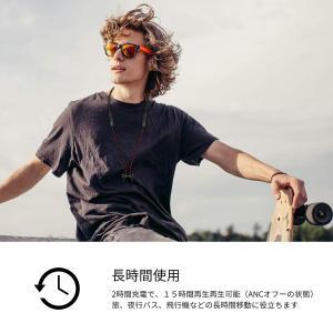 2019最新ANC&15時間連続再生Dyplay Bluetooth イヤホン アクティブノイズキャ...
