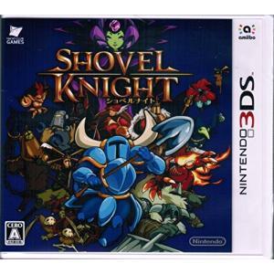 3DS ショベルナイト パッケージ版ソフト