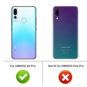 Msova UMIDIGI A5 Pro ケース UMIDIGI A5 Pro ソフトケース 保護カ...