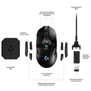 G903 ワイヤレス ゲーミングマウス LIGHTSPEED 無線 並行輸入品