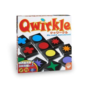 クワークル (Qwirkle) 日本正規品 ボードゲーム