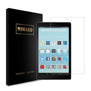Nimaso Fire HD 10 強化ガラス液晶保護フィルム 日本製素材旭硝子製3D Touch対...