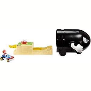 ホットウィール マリオカート キラー プレイセット GKY54 スニーカーカートマリオ1台付き