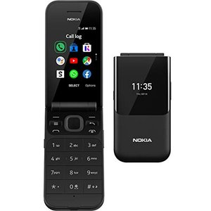 Nokia ノキア 2720 Flip Dual SIM (TA-1170) SIMフリー フィーチ...