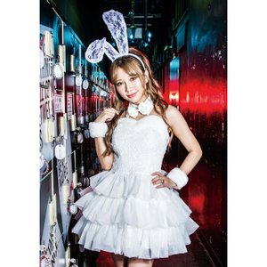 コスプレ ハロウィン コスプレ コスチューム一式 6点セット バニー  ハロウィン 衣装 costume1103|cosplay-outlet