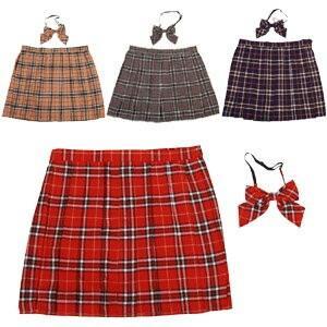 スクールスカート コスプレ セーラー服 制服 女子高生 ブレザー 6L〜8Lサイズあり 4色展開 2...