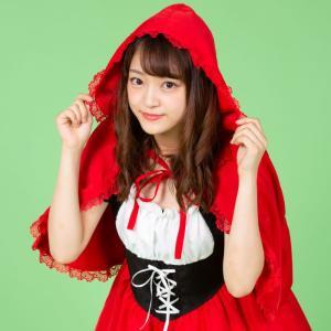 コスプレ ハロウィン コスプレ 送料無料 コスチューム一式 2点セット 赤ずきん風  キャラクター ヒロイン ハロウィン 衣装|cosplay-outlet