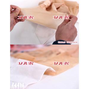 ニーハイ風タイツ・ニーハイ風ストッキング・フェイクタイツ・フェイクストッキング 白 コスプレ衣装|cosplaydonya|04