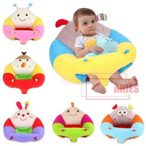 ベビー用品 赤ちゃん 椅子 ソファー 座り学ぶ もこもこ 玩具 動物 可愛いBH0819-AL35|cosplayshop