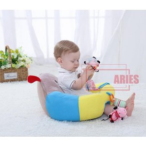ベビー用品 赤ちゃん 椅子 ソファー 座り学ぶ もこもこ 玩具 動物 可愛いBH0819-AL35|cosplayshop|06
