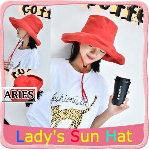 帽子 レディース 夏 新作 UVカット ハット 日よけ 紫外線対策 日焼け対策 釣り 無地BYH4-AL11|cosplayshop
