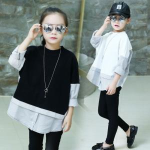 スウェット 上着 キッズ・ジュニア 女の子 子供服 春秋 春新作 人気 おしゃれGETC-AL434 cosplayshop