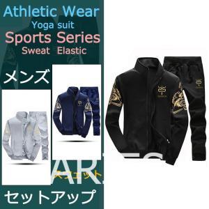 スウェット メンズ 2点セット スウェットセット 上下セット アウター パンツ セットアップ 春秋 スポーツ お洒落GNZ02-242 cosplayshop