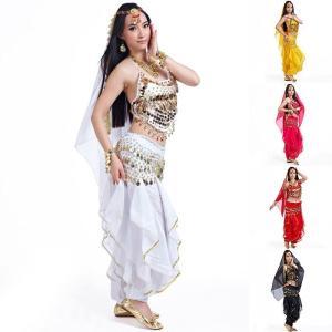 ベリーダンス 5点セット 衣装 レディース セット インドダンス衣装 ダンス衣装 コスプレ 仮装GTW-AL119|cosplayshop