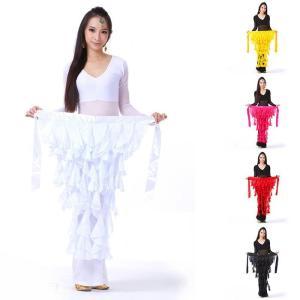 ベリーダンス衣装 レディース ヒップスカーフ フリンジ ミカドレス 民族風 無地GTW-AL145 cosplayshop