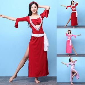 ベリーダンス ワンピース型 衣装 レディース セット インドダンス衣装 ダンス衣装 コスプ 演出GTW-AL161|cosplayshop