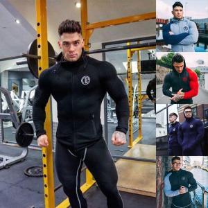 アウター トレーニング スポーツウェア メンズ 長袖 フード付き 運動 速乾GYD-AL67|cosplayshop