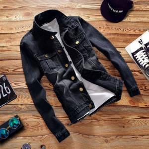 アウター メンズ ジャケット 春秋 長袖 カジュアル お出掛け 人気 おしゃれ デニム 韓国風 ファッションJNZC-AL637|cosplayshop