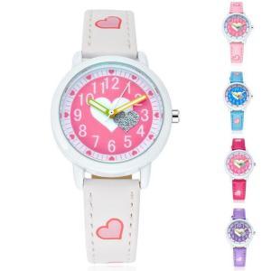キッズウォッチ ジュニア 女の子 学生 腕時計 子供用腕時計 防水 ギフト 誕生日 可愛い 人気 おしゃれJTSB-AL141|cosplayshop