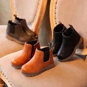 ブーツ キッズシューズ ジュニア ショートブーツ 子供靴 シューズ 靴 男の子 あったか 人気 冬 新作 暖かい 通学 通園JTXQ1-AL266 cosplayshop