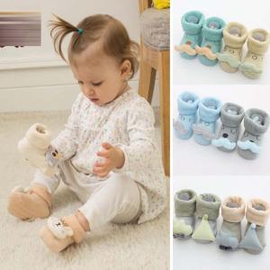 靴下 ソックス 2枚セット ベビー着 赤ちゃん 歩き始め 幼児 秋冬 あったか 暖かい 滑りにくい 可愛いJYED-AL53 cosplayshop