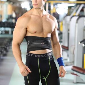 腰サポーター メンズ 男性用 腰サポーター ウエストサポーター スポーツサポーターJZAH4-AL116 cosplayshop