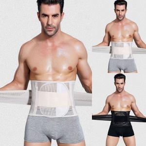 加圧 インナー メンズ 下腹シェイプベルト 加圧ベルト 腹巻き ベルト 男性用 ウエスト用 ボディシェイプJZAH4-AL98|cosplayshop