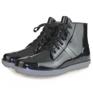 【メンズレインシューズ?新作 レインブーツ 雨靴 防水靴 スニーカー 雨具 男性用 軽量 抗菌 脱臭効果 雨降り 通勤 晴雨兼用 父の日 カジュアル 定番NSYX-AL04|cosplayshop