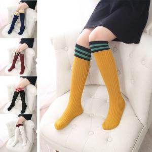 ベビー キッズ・ジュニア 女の子 靴下 ハイソックス クルーソックス フォーマル 可愛い おしゃれ ストライプNTWZ-AL14|cosplayshop