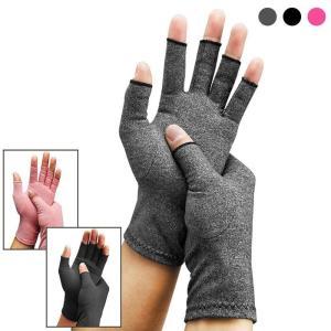 関節炎グローブ 着圧引き締め手袋 グローブ 手関節炎 関節痛 症状緩和 痛み軽減 治療的圧縮 回復 ...