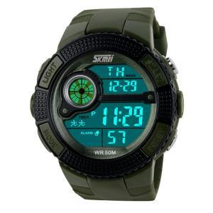 キッズウォッチ ジュニア 男 学生 腕時計 子供用腕時計 スポーツ  防水 デジタル おしゃれ TSB-AL237 cosplayshop