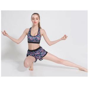 ヨガウェア 二点セット レディース トップス ヨガパンツ フィットネス ダンス 動きやすい トレーニング 吸汗速乾 超軽量 タイト 着痩せ パンツ 迷彩柄YUD-AL299|cosplayshop|05