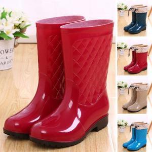 レインシューズ レディース レインブーツ 長靴 雨靴 防水 雨具 おしゃれ 梅雨 雨対策 サイドゴアブーツ 通勤 雨の日グッズ 美足 美脚 YUDB-AL146|cosplayshop